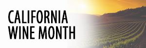CA Wine Month