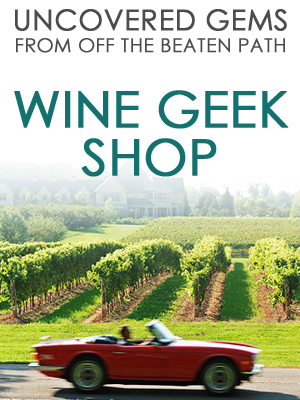 Wine Geek Shop