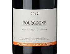 2012 Domaine Tollot-Beaut Rouge