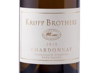 2015 Krupp Brothers Chardonnay