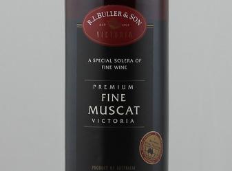 NV RL Buller Fine Muscat 375ml