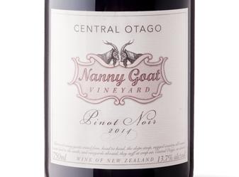2014 Nanny Goat Pinot Noir
