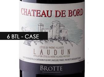 2015 Château de Bord ½ Case