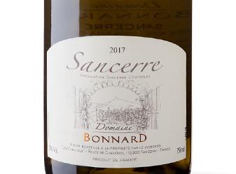 2017 Domaine Bonnard Sancerre