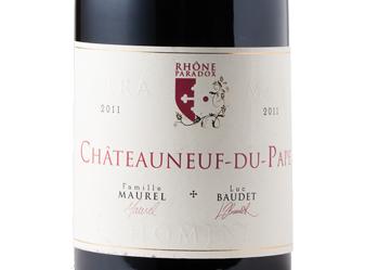 2011 Château Mas Neuf Rhone Paradox