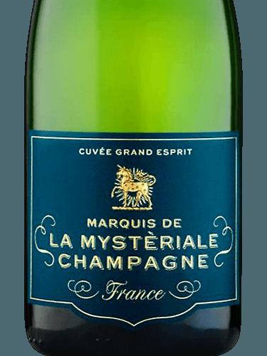 NV Marquis de la Mysteriale Champagne
