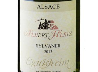 2013 Albert Hertz Sylvaner