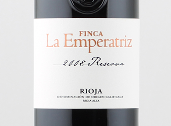 2008 Finca LaEmperatriz Reserve Rioja