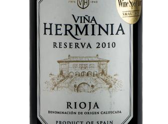 2010 Viña Herminia Rioja Reserva