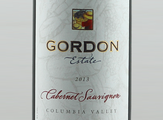 2013 Gordon Estate Cabernet Sauvignon