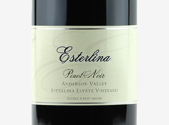 2006 Esterlina Estate Pinot Noir