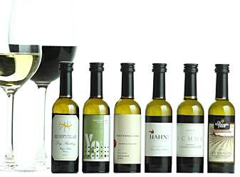 Taste Off: White Wine Sampler