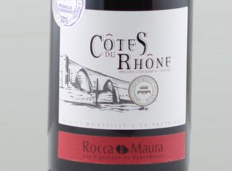 2014 Rocca Maura Côtes du Rhône