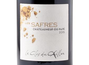 """2015 Le Clos du Caillou """"Les Safres"""""""
