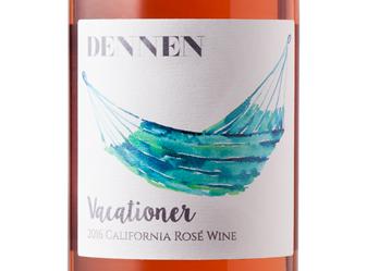 2016 Dennen 'Vacationer' Rosé