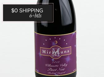 2013 Mira Luna Pinot Noir