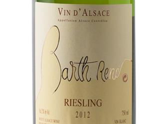 2012 Barth Rene Riesling