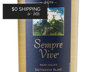 2014 Sempre Vive Sauvignon Blanc