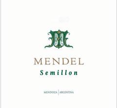 2017 Mendel Sémillon