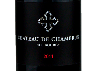 2011 Chambrun Le Bourg