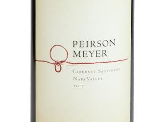 2012 Peirson Meyer Cabernet Sauvignon