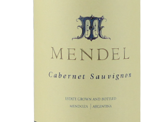 2014 Mendel Cabernet Sauvignon