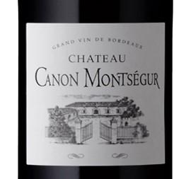 2016 Chateau Canon Montsegur