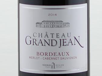 2014 Château Grand Jean Bordeaux