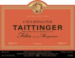 NV Taittinger Brut Champagne