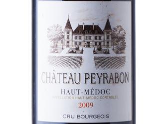 2009 Chateau Peyrabon Cru Bourgeois