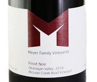 2014 Meyer Pinot Noir McLean Creek