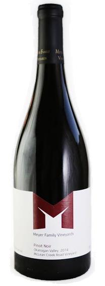2014 Meyer Pinot Noir McLean Creek