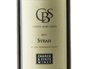 2011 Church and State Wines Syrah