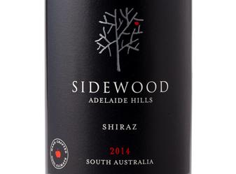 2014 Sidewood Shiraz