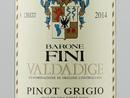 2014 Barone Fini Pinot Grigio