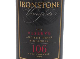 2014 Ironstone Rsv Ancient Vines ZIN