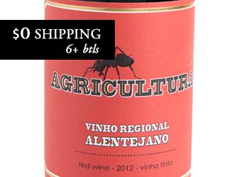 2012 Agricultura Vinho Tinto