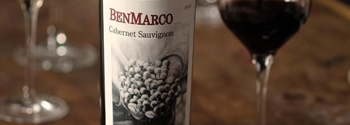 2013 BenMarco Cabernet Sauvignon