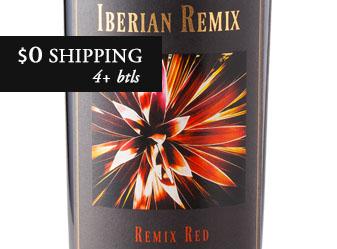 2013 Iberian Remix Red