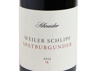 2013 Claus Schneider Weiler Schlipf