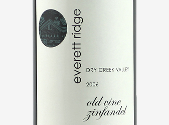 2006 Everett Ridge Old Vine Zinfandel