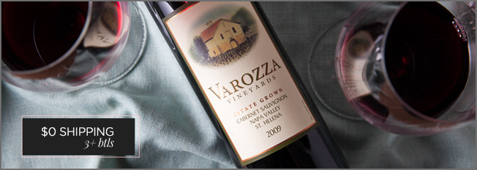 2009 Varozza Estate Cabernet
