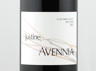 2012 Avennia Justine Rhone Blend