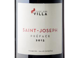 "2015 Pierre-Jean Villa ""Préface"""