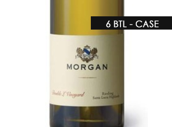 2017 Morgan Double L Vnyd Riesling