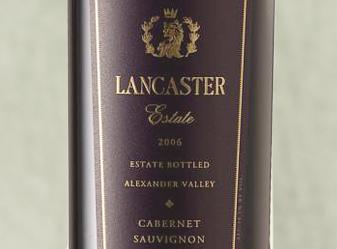 2006 Lancaster Cabernet