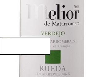 2016 Melior Verdejo