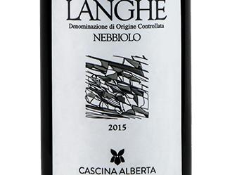 2015 Cascina Alberta Langhe Nebbiolo