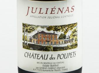 2014 Chateau Des Poupets Julienas