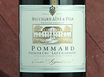 2003 Bouchard Aine & Fils Pommard